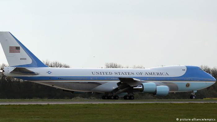 New Air Force One (picture-alliance/empics)