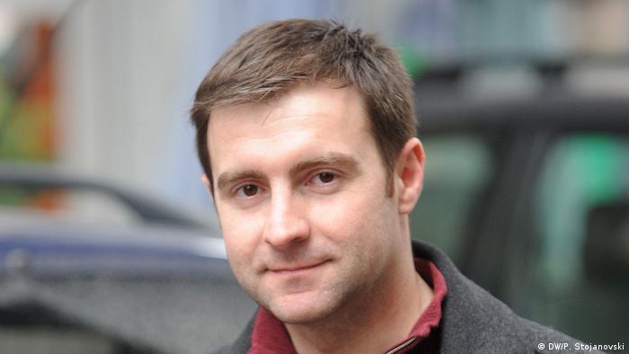 Mazedonien Ilija Dimovski, Kandidat der regierenden VMRO-DPMNE