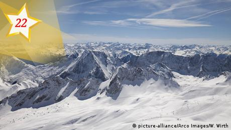22_Schnee (picture-alliance/Arco Images/W. Wirth)