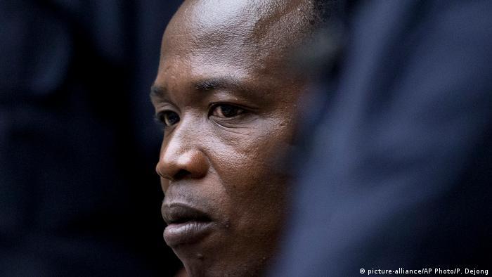 Niederlande Dominic Ongwen vor dem Internationalen Strafgerichtshof