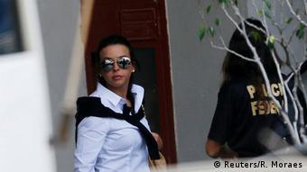 Brasilien Adriana Ancelmo Frau von Rios Ex Governeur Sergio Cabral (Reuters/R. Moraes)