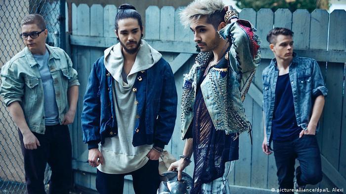 Tokio Hotel (picture-alliance/dpa/L. Alexi)