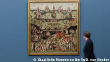 Ausstellung Hieronymus Bosch und seine Bildwelt im 16. und 17. Jahrhundert
