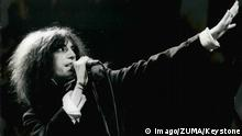 Patti Smith US Sängerin