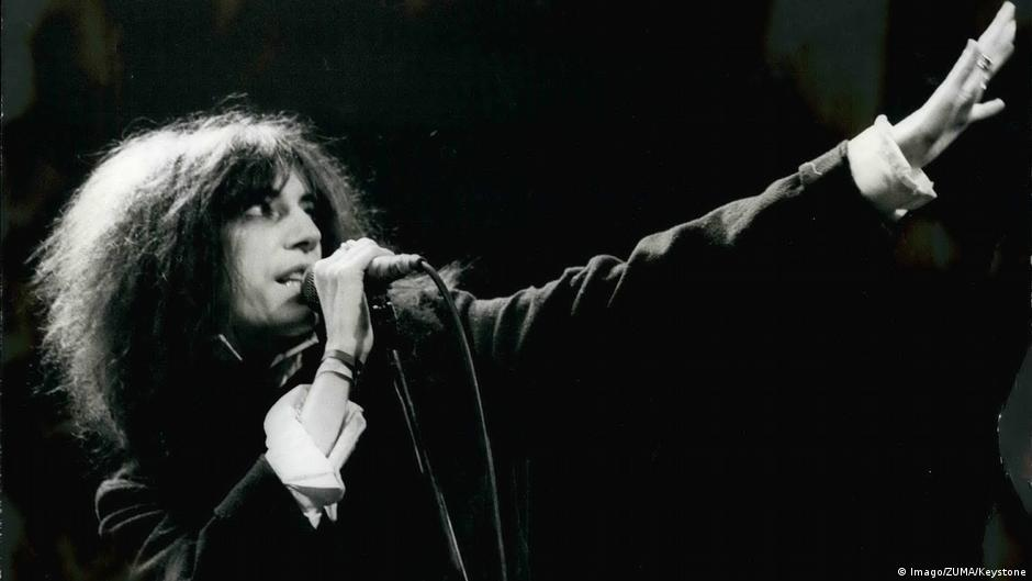 Why Patti Smith The Poet With A Punk Heart Is A Suitable