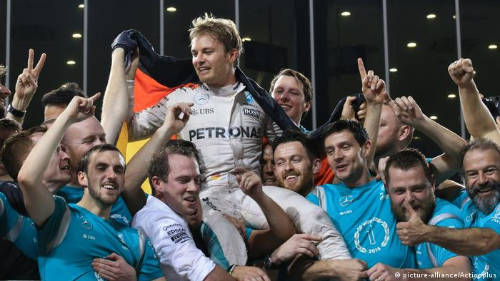 Formel 1 2016 - Nico Rosberg