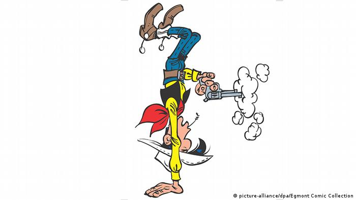 Lucky Luke (picture-alliance/dpa/Egmont Comic Collection)