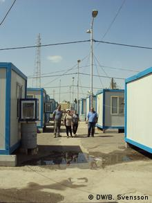 Irak Flüchtlingslager für Christen in Bagdad