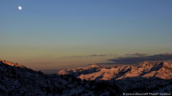 Zypern Berge zwischen Agros und Palaichori (picture-alliance/AP Photo/P. Karadjias)