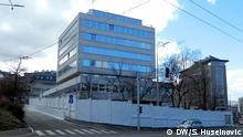 Bosnien Herzegowina Sitz des Hohen Repräsentanten für Bosnien und Herzegowina in Sarajewo