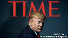 Time Magazine Cover Donald Trump