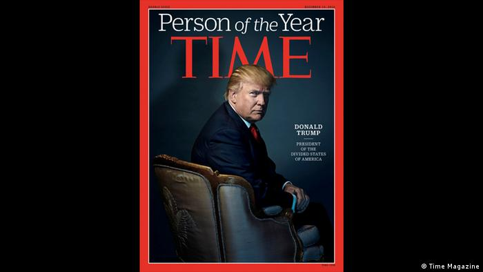 Time Magazine Donals Trump (Time Magazine)