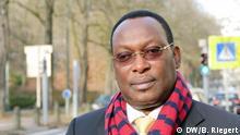 Brüssel, Freeman Aikael Mbowe aus Tansania