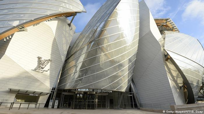 Fondation Louis Vuitton in Paris (Getty Images/AFP/B. Guay)