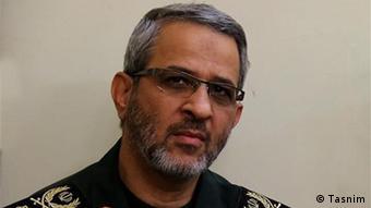 Iran Gheibparvar Bassij, Kommandant paramilitärische Kräfte