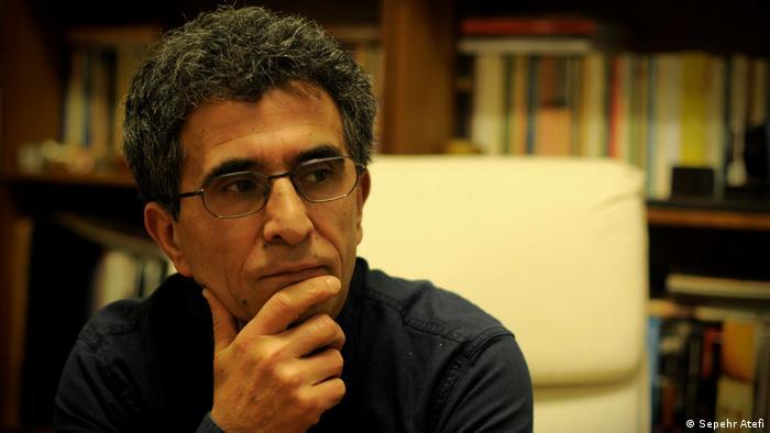 Deutschland iranischer Autor Abbas Maroufi (Sepehr Atefi)