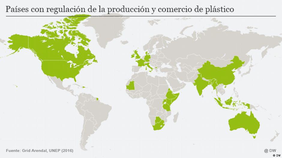 4aad3bd75 6 gráficos para entender el problema del plástico | Global Ideas | DW |  13.12.2016