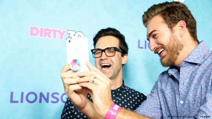 Rhett and Link (picture-alliance/AP Images)