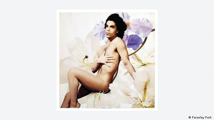 CD cover, Prince Lovesexy (Paiseley Park)