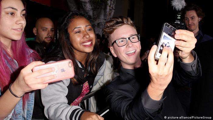 Tyler Oakley (picture-alliance/PictureGroup)