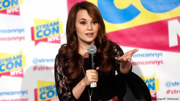 Rosanna Pansino (Getty Images/T. Robinson)