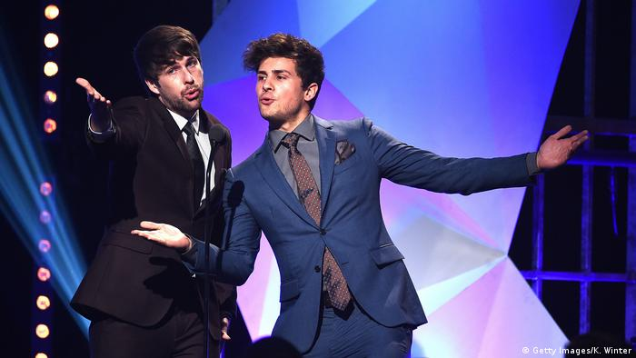 Smosh (Getty Images/K. Winter)