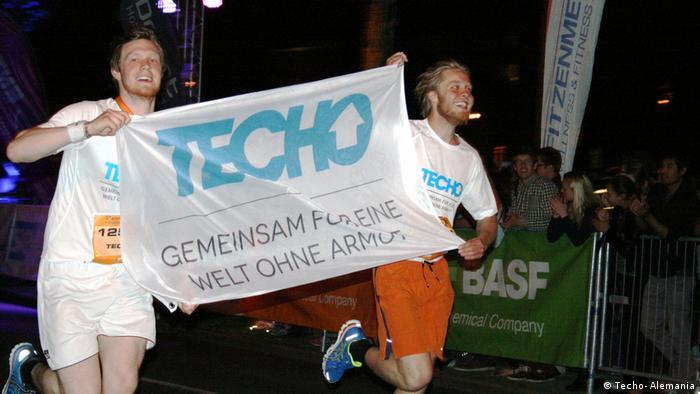 Pressebilder Techo, Nichtregierungsorganisation aus Lateinamerika (Techo- Alemania)