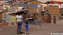 Pressebilder Techo, Nichtregierungsorganisation aus Lateinamerika