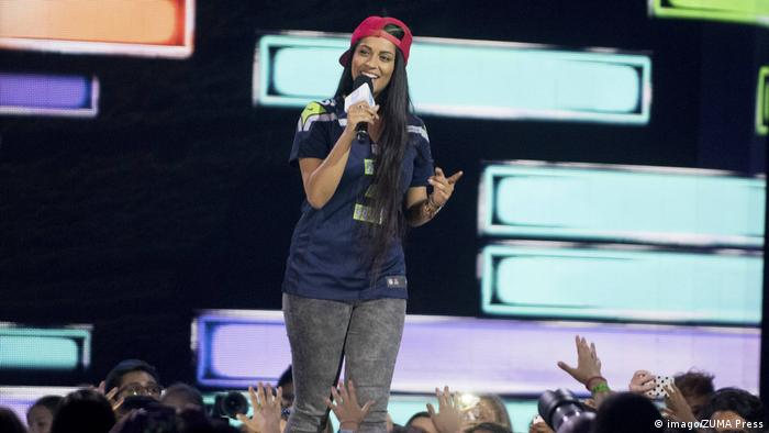 Lilly Singh (imago/ZUMA Press)