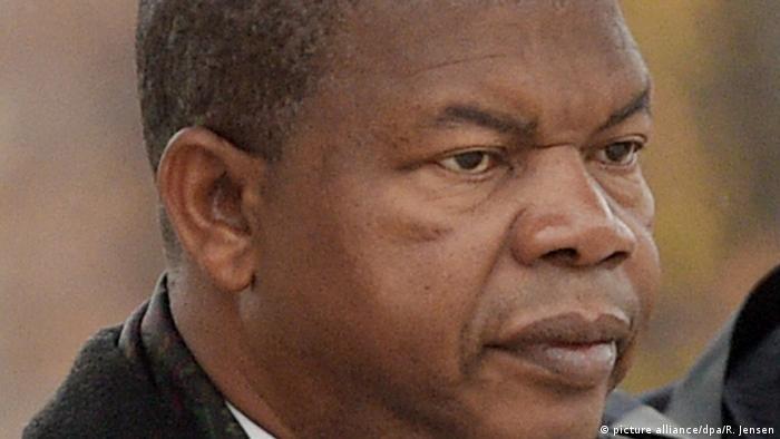 Joao Manuel Goncalves Lourenc Verteidigungsminister Angola