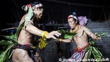 Mentawai Inseln Volk Ureinwohner