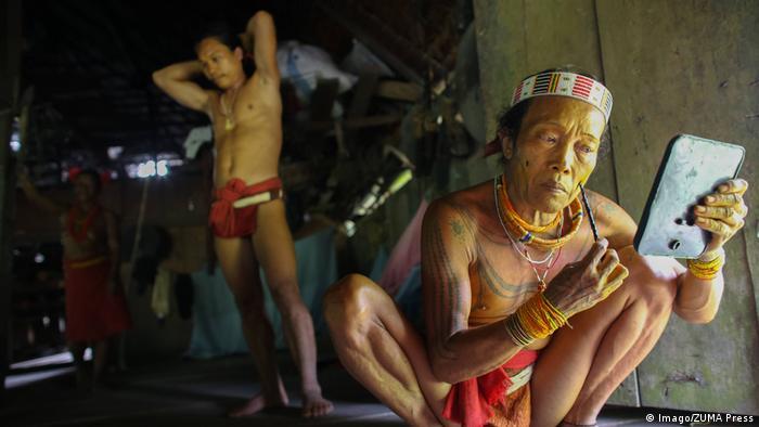 Mentawai Inseln Volk Ureinwohner (Imago/ZUMA Press)