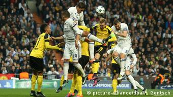 Champions League Real Madrid - Borussia Dortmund (picture-alliance/dpa/F. Gentsch)
