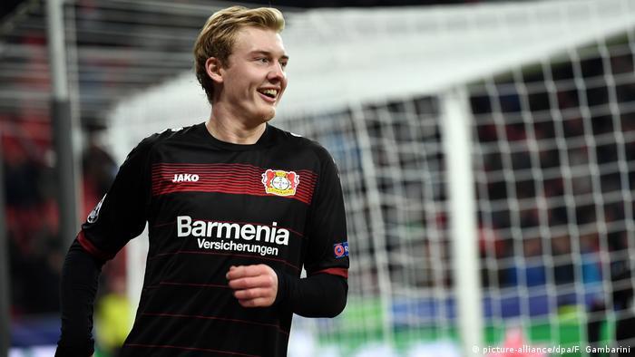 UCL Bayer Leverkusen vs AS Monaco (picture-alliance/dpa/F. Gambarini)