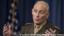 USA General John Kelly