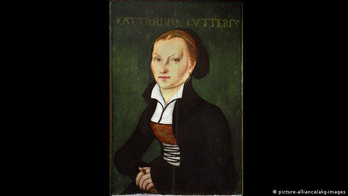 Katharina von Bora, Martin Luther's wife (picture-alliance/akg-images)