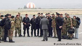 Миссия европейских наблюдателей в Грузии