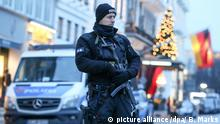 More than 10,000 police officers have been deployed for the OSCE meeting in Hamburg