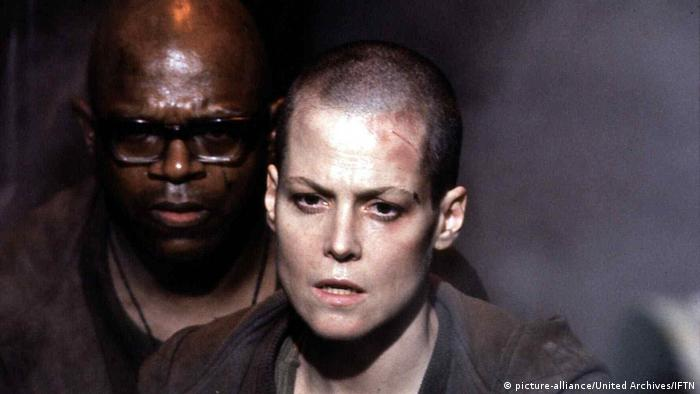 Sigourney Weaver in Alien 3 (picture-alliance/United Archives/IFTN)