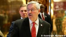 New York Terry Branstad