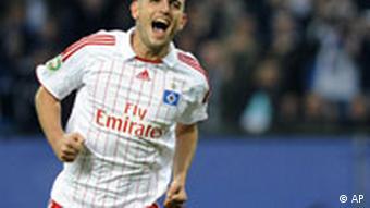 Mladen Petrić u dresu HSV-a
