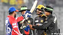 Titel: Highs and lows of Bangladesh Premier League (BPL) 2016 Description: BPL is a professional Twenty20 cricket league in Bangladesh. It is organised by Bangladesh Cricket Board. Who are in the picture: An exciting moment of BPL 2016 We can use all the photos. Mir Farid has allowed us to use all the photos.