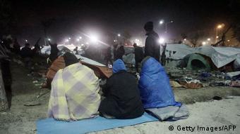 Διόλου ικανοποιητική η κατάσταση στα ελληνικά νησιά σύμφωνα με την καγκελάριο Μέρκελ