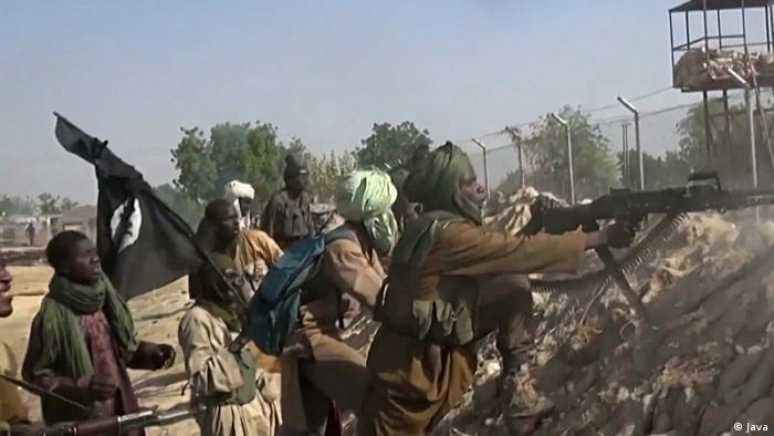 Бойовики Боко Харам