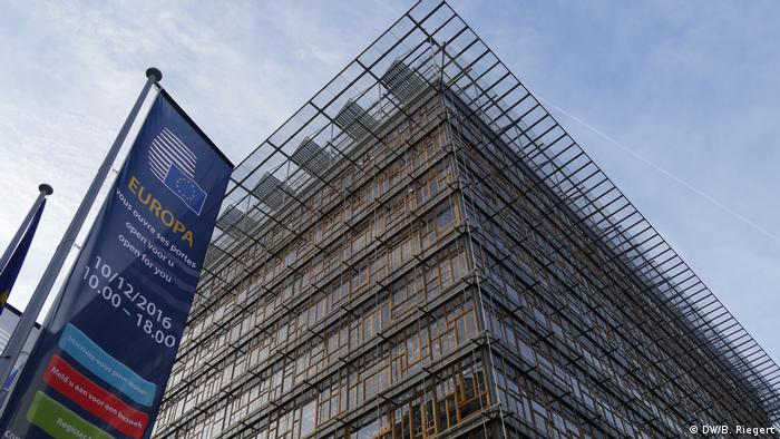Brüssel Neues EU-Rats-Gebäude
