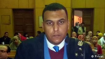 Ägypten Korruptionsbekämpfung Anwalt Ahmed Gad