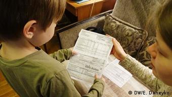 Symbolbilder Kalt- und Warmmiete in Weißrussland (DW/E. Daneyko)