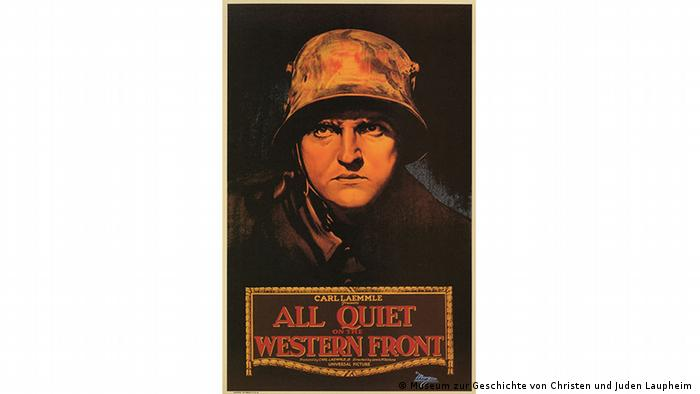 Плакат фільму All Quiet on the Western Front