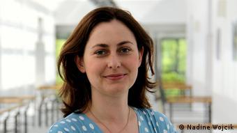 Author Nadine Wojcik