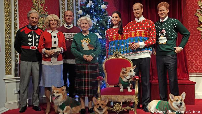 Британская королевская семья идет в ногу с модой